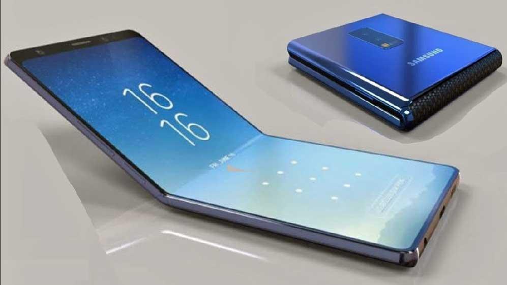 Le Site Du Smartphone Pliable Samsung Royole Flexpai